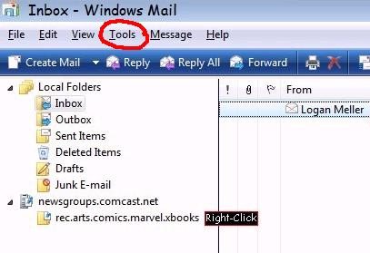 Windows Mail step 1.JPG
